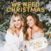 We Need Christmas | CD