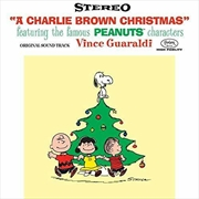 Charlie Brown Christmas - 70th Anniversary Edition | Vinyl