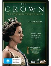 Crown - Season 3, The | DVD
