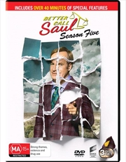 Better Call Saul - Season 5 | DVD