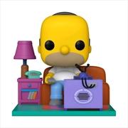 Simpsons - Couch Homer Pop! Deluxe | Pop Vinyl