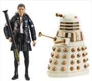 Doctor Who - Ace & Dalek Rocket Launcher Action Figure Set | Merchandise