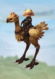 Final Fantasy XI - Shantotto & Chocobo Bring Arts Action Figure 2-pack | Merchandise