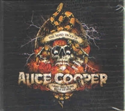 Many Faces Of Alice Cooper | CD