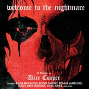 Welcome To The Nightmare - Tribute To Alice Cooper | CD
