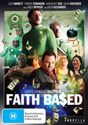 Faith Based | DVD