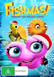 Fishmas! | DVD
