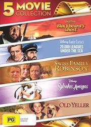 Disney Classics | 5 Movie Pack | DVD
