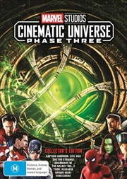 Marvel - Phase 3 - Part 1 | DVD