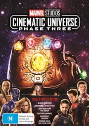 Marvel - Phase 3 - Part 2 | DVD