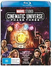 Marvel - Phase 3 - Part 2 | Blu-ray
