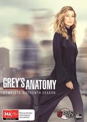 Grey's Anatomy - Season 16 | DVD