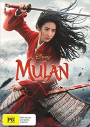 Mulan | Live Action | DVD