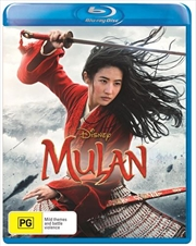 Mulan   Live Action   Blu-ray