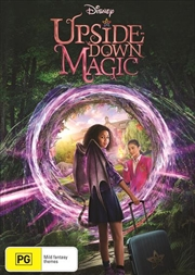 Upside-Down Magic | DVD