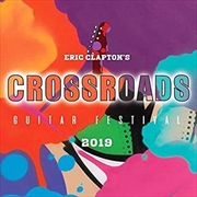 Crossroads Guitar Festival 19 | CD