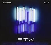 Ptx 3 | CD