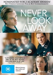Never Look Away | DVD