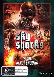 Sky Sharks | DVD