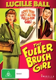 Fuller Brush Girl, The | DVD