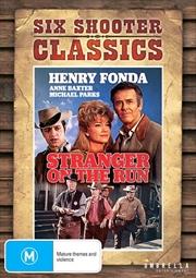 Stranger On The Run | Six Shooter Classics | DVD