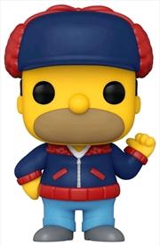 The Simpsons - Mr Plow US Exclusive Pop! Vinyl [RS] | Pop Vinyl