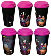 Aaahh!!! Real Monsters - Heat Change Travel Mug | Merchandise