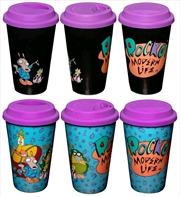 Rocko's Modern Life - Heat Change Travel Mug | Merchandise