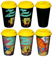 SpongeBob SquarePants - Heat Change Travel Mug | Merchandise