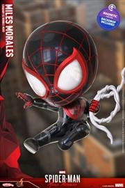Spider-Man: Miles Morales - Miles Morales Cosbaby | Merchandise