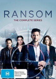 Ransom | Complete Series | DVD