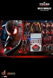 "Spider-Man: Miles Morales - Miles Morales 1:6 Scale 12"" Action Figure | Merchandise"