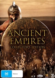 Ancient Empires | Collector's Edition | DVD