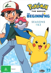 Pokemon - The Beginning | DVD