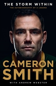 Cameron Smith - The Storm Within | Hardback Book