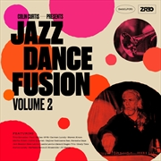 Colin Curtis Presents Jazz Dance Fusion | CD