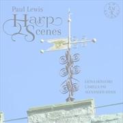 Paul Lewis - Harpscenes | CD