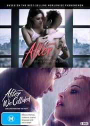 After / After We Collided | DVD