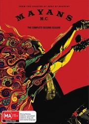 Mayans M.C. - Season 2 | DVD