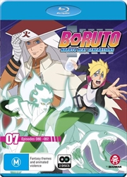 Boruto - Naruto Next Generations - Part 7 - Eps 80-92 | Blu-ray