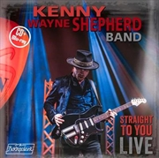 Straight To You - Live (Blu-Ray Pack)   Blu-ray/CD