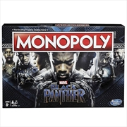 Monopoly Black Panther | Merchandise