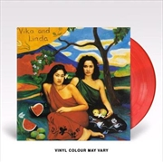 Vika And Linda - Transparent Red Coloured Vinyl | Vinyl
