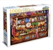 Ye Olde Kitchen 1000 Piece Puzzle | Merchandise
