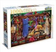 Ye Olde Craft Room 1000 Piece Puzzle | Merchandise