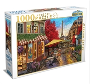 Evening In Paris 1000 Piece Puzzle | Merchandise