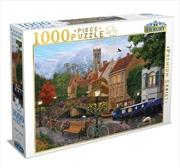 Canal Living 1000 Piece Puzzle | Merchandise