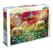 Japan Unicorns 1000 Piece Puzzle | Merchandise