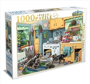Doggone Good Cupcakes 1000 Piece Puzzle | Merchandise