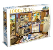 Country Kitchen 1000 Piece Puzzle | Merchandise
